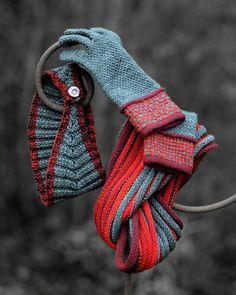 Ravelry: jancacha's 1/12 Wenn nicht jetzt .....  #knit #free_pattern