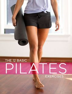Pilates can be intimidating to newcomers. But there's nothing to fear. It's easy to learn classic moves in Pilates and soon you'll be sweating away with the pros.  Kim Kilway, who has been certified in Pilates and Gyrotonics for...