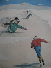 The life and art of William Kurelek is featured in this blog. http://www.thecanadianencyclopedia.com/articles/william-kurelek