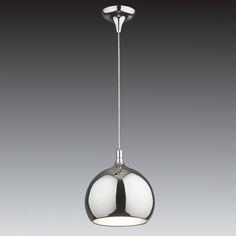 Lampa sufitowa FLASK chrom Italux MA03586C-001 CHROME Kula Ball