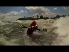 Beautiful GoPro footage, full of adrenaline and awesome flips! Nicholas Troutman, Eric Jackson and Dane O Jackson big wave surfing on the White Nile in Africa http://www.youtube.com/watch?v=M37LbI4NxzM