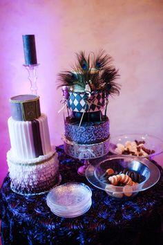 masquerade cakes
