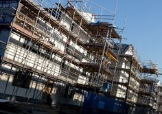 scaffold Scaffolding, Multi Story Building, Staging
