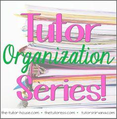 Tutor Organization Series: A Tutor's Guide To Organising Your Tutoring Curriculum — The Tutoress How To Keep Organized, Tutoring Business, Reading Tutoring, Jobs For Teens, Fun Math Games, Math Tutor, Classroom Organization, Organizing, Online Tutoring