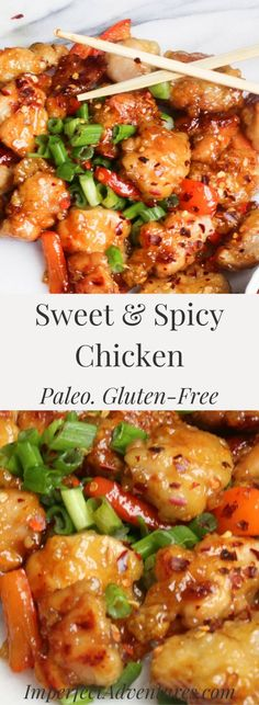 Paleo Chinese Food