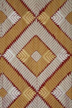 Ethnographic textiles