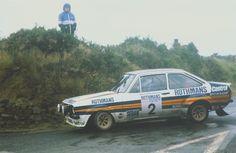 Ari Vatanen Vatanen Rothmans escort