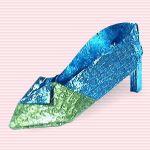 High Heel Shoe by Rachel Katz Folding origami models