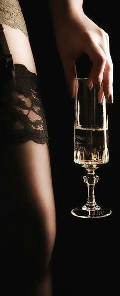 """""""There comes a time in every woman's life when the only thing that helps is a glass of champagne. Cheers, Woman Wine, In Vino Veritas, Boudoir Photography, Boudoir Photos, Wine Photography, Photography Ideas, Belle Photo, Fashion Beauty"""