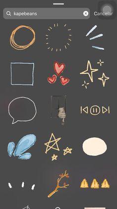 Instagram Emoji, Instagram Words, Iphone Instagram, Instagram And Snapchat, Instagram Blog, Instagram Story Ideas, Instagram Quotes, Creative Instagram Photo Ideas, Ideas For Instagram Photos