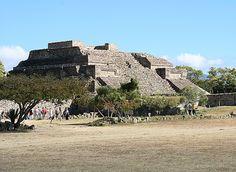 Монте-Альбан - здесь началась цивилизация сапотеков