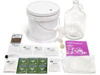 1 Gallon Wine Making Equipment Kit (2 Stage)