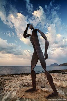 """""""Man watching over the sea"""". by Recesvintus Rex Gothorum on 500px"""