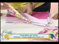 Bolsa Redonda - Artesanato - Ateliê Centauro - Artesã Maura Castro - YouTube
