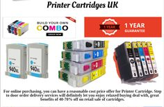 The #EpsonXP305InkCartridge are ready to use and are compatible with many models of Epson printers. Best quality cartridges, cost effective, easy to use with superb customer service, these cartridges are all you require for every time you feel the necessity to print.