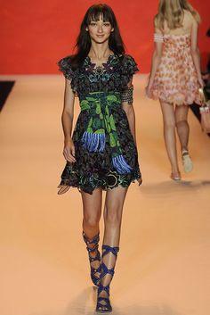 Anna Sui Spring 2009 Ready-to-Wear Collection Photos - Vogue