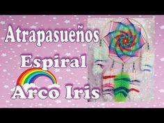 Como hacer Atrapasueños Espiral Arco Iris 🌈 - YouTube Dream Catcher Tutorial, Crochet Dreamcatcher, Noam Chomsky, Youtube, Videos, Sewing, Crafts, Ideas Para, Jewelry