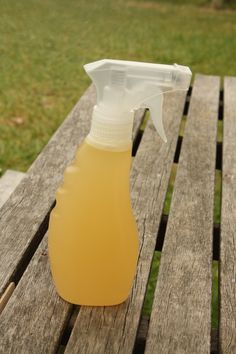 Homemade Mosquito Repellant -  What You Need:        15 drops of Lavender Essential Oil      3 – 4 Tbsp Homemade Vanilla Extract (which is why I recommend making your own so it's inexpensive!)      4-5 Tbsp. Lemon Juice    What You Do:        Mix all of the above ingredients in a spray bottle and fill the rest up with water.      Spray away!!