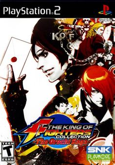 The King of Fighters Collection The Orochi Saga (PS2)