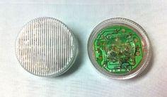 2 ½ inch LED Marker Light | Clear Lens LED Light