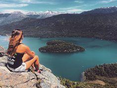 Mascardi lake & Vicky y Pura Vida...La pasión llega a todas partes, gracias por llevarnos contigo por el mundo !! Nature, Travel, World, Pura Vida, Thanks, Naturaleza, Viajes, Trips, Nature Illustration