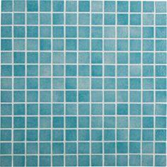 Mosa que sol mur en maux de verre colors bleu - Mosaique leroy merlin salle de bain ...