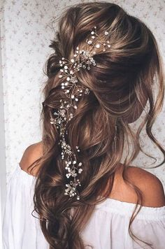 Universal Long Wedding Hairstyles for Long Hair