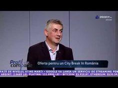 19.03.2019 Profit.ro TURISM Frofil de comapanie - Valentin Lungu invitat... Tourism, Turismo, Travel, Traveling