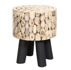 The Bali 4 legged stool from LH Imports is a unique home decor item. LH Imports Site carries a variety of Nirvana items.