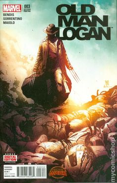 Old Man Logan (2015 Marvel) 3C