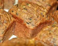 Zucchini Bread (Low Fat, Low Calorie) - GOODEness Gracious    substitute flour for whole wheat, use applesauce, use eggwhites and use honey instead of sugar for an extra delicious treat while trying to keep healthy!