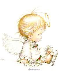 Resultado de imagen para angeles bebes de dios