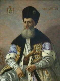 File:Theodor Aman - Grigore Ghica I. Romania, Culture, Inspiration, Dan, Europe, Paintings, Crafts, Kunst, Biblical Inspiration