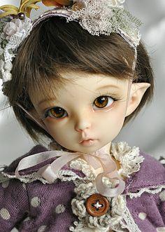 Ante Elf LittleFee Fairyland