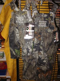 camo infant clothing | Mossy Oak Baby and Children's Camo
