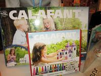 "See all ""The Toys that Grandparents Will Love to Give"" http://www.grandmachronicles.com/2016/11/holiday-guide-part-2-toys-that.html The Princess Castle by @Calafant is a cardboard model that you color yourself (markers provided) and then assemble the castle.  Great item for grandparent and grandchild working together."