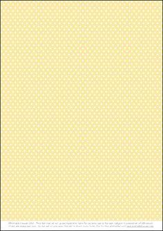 Polka Dot - Lemon