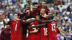 Portugal v France – EURO 2016 – Final