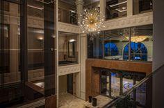 Boutique hotel Villa Plaza - the hall