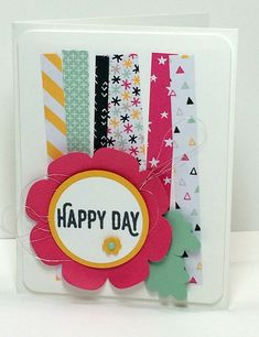 SUO Happy Day with Perfect Pairings by krissiestamps - Cards and Paper Crafts at Splitcoaststampers