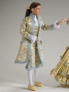 Versailles Courtier - Cinderella series - Tonner Doll Company