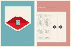 Jason Munn pertenece a la serie de posts que estamos haciendo sobre diseñadores de pósters de #música.