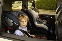 Pkw-Kindersitze im Test