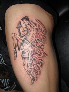 63ec8db8cf74e 47 best Muay Thai Tattoos images in 2017 | Muay thai tattoo, Arm ...