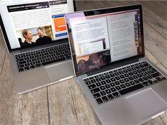 "Test du MacBook Pro Retina 13"" début 2015   MacGeneration"