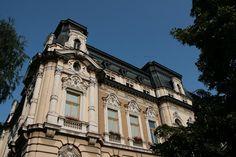 Nowy Sącz Notre Dame, Poland, Mansions, House Styles, Building, Travel, Home Decor, Viajes, Decoration Home