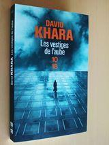 Les vestiges de l'aube de David Khara (Guillaume Richez)