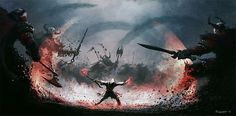 Battle mage