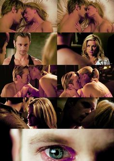 Eric & Sookie <3 Heather can you please hurry up and watch TrueBlood!?