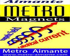 Metro Aimante: Metro Aimante electromagnetic technology